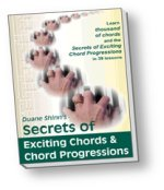 Power Piano Chords - The Secret of Exciting Chords
