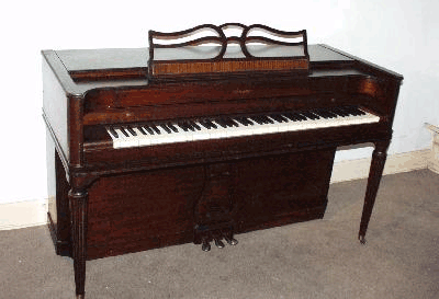 The Baldwin Acrosonic Piano
