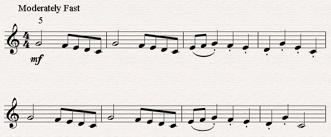The Eighth Note