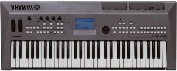 The Yamaha MM6