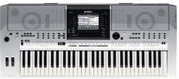 The Yamaha PSR Keyboard