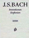 Bach Inventions and Sinfonias.
