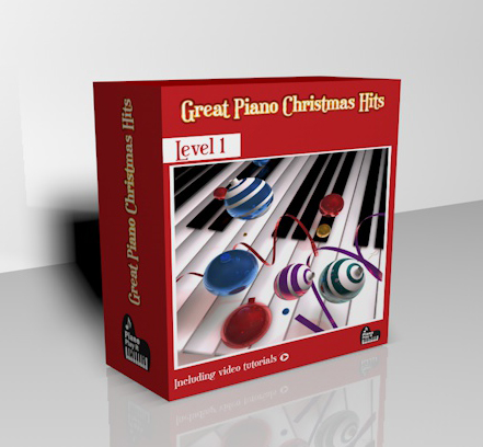 Great Christmas Piano Hits Level1