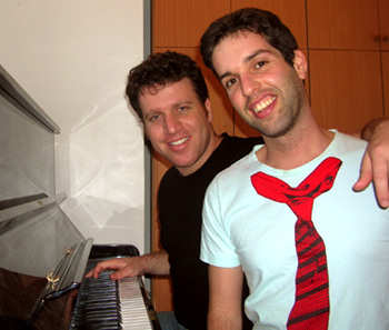 Ido Ronen and David Yzhaki