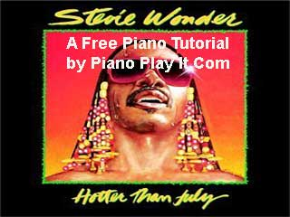 Happy Birthday Piano Tutorial Stevie Wonder