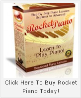 An image of a Rocket Piano Page
