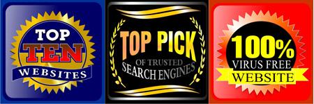 Top Ten Websites