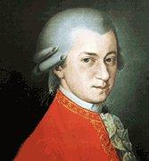 A Portrait of Leopold Mozart.