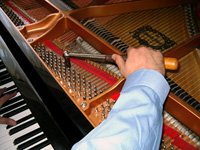 Piano Tuning.